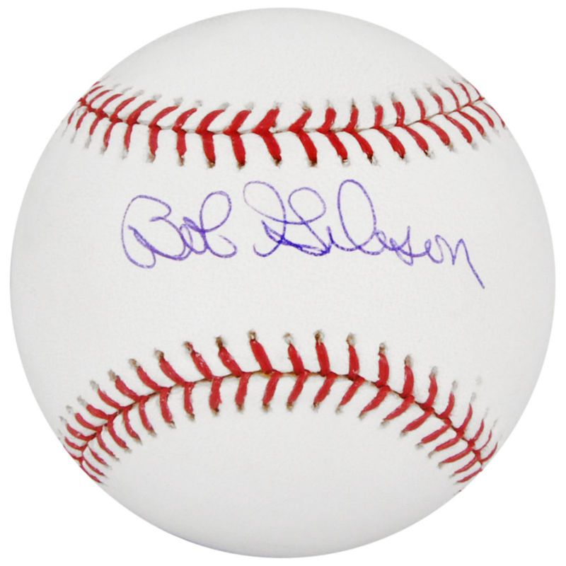Bob Gibson St. Louis Cardinals Fanatics Authentic Autographed Baseball