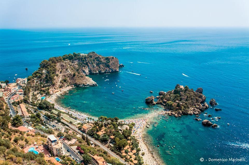 Isola Bella, Taormina Beautiful islands, Taormina, Sicily