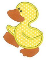 Duck Applique