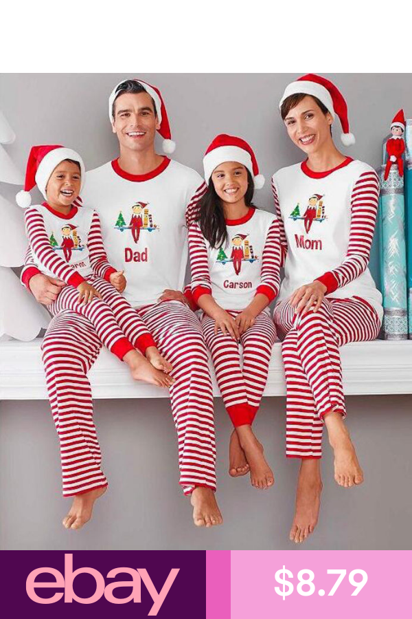 Sleepwear Clothing, Shoes, Accessories Matching family