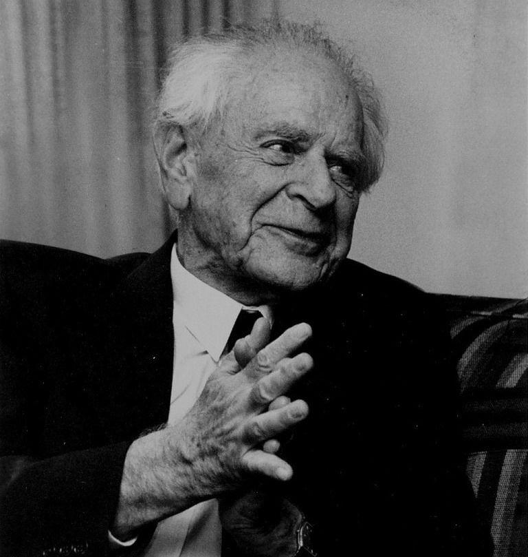 Karl Popper Culture Chretienne Epistemologie Sciences Naturelles
