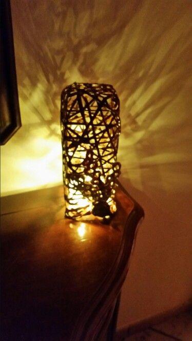 Lampada Di Cannucce Di Carta Cannucce Carta Cannucce Lampade