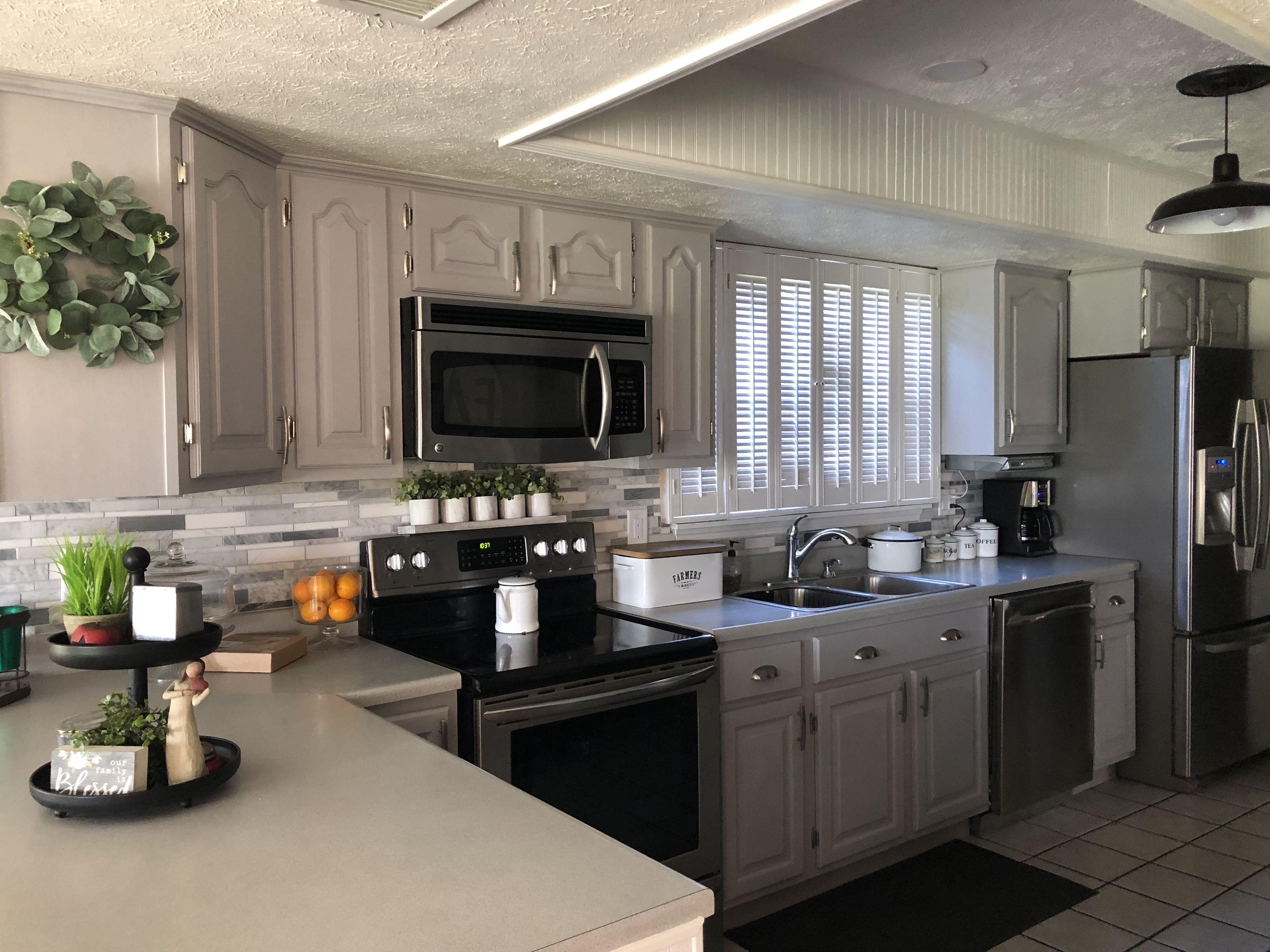 Chalk Paint Kitchen Kitchen Cabinets Cabinet