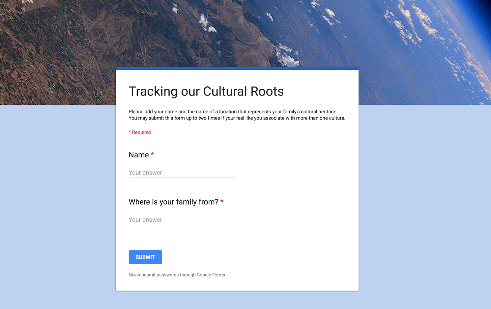 All of the google geo tools have countless meaningful uses for all of the google geo tools have countless meaningful uses for learners of any age sciox Images