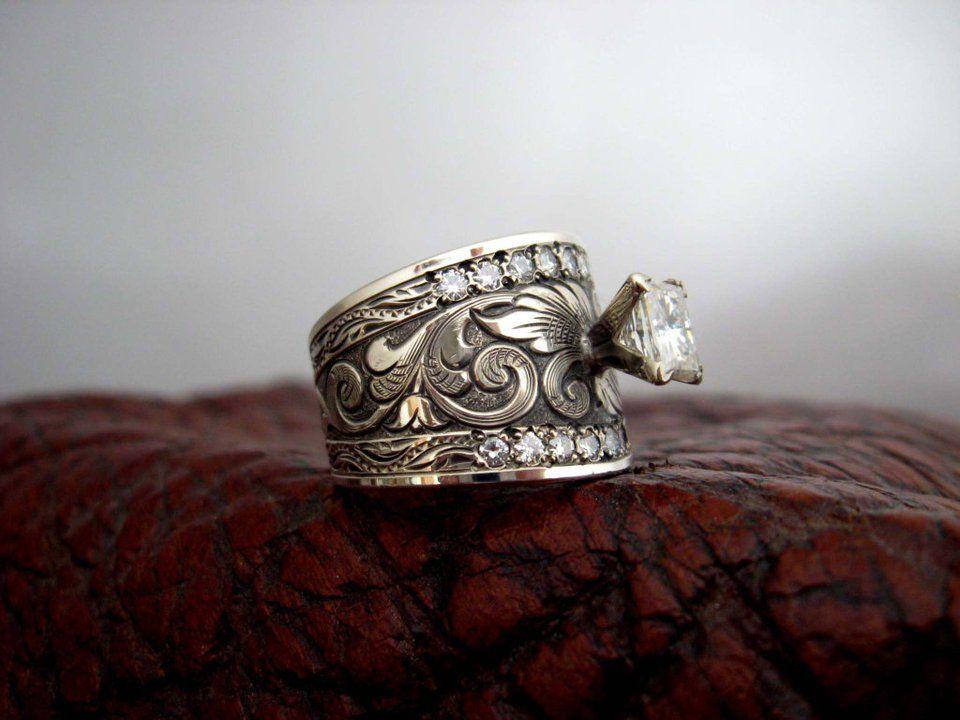 19+ Rustic wedding rings sets information