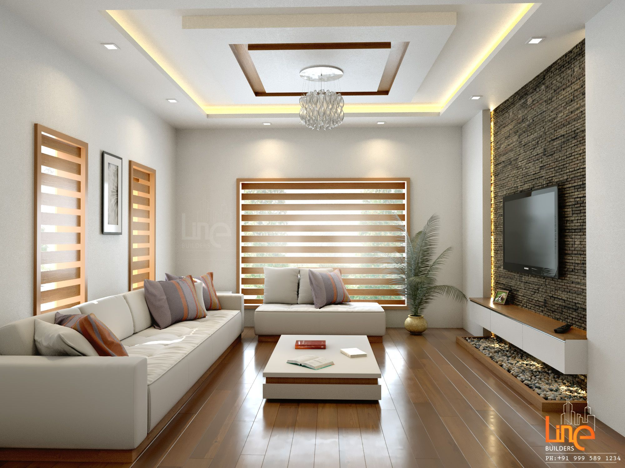 Line S Interior Design Contact Wattsup 91 9995891234 91 9745478000 Mai Ceiling Design Living Room Living Room Design Decor Modern Bedroom Interior