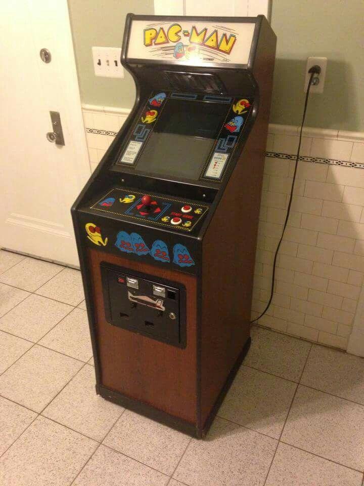 Pac-Man cabaret arcade game   Arcade & Video Games   Pinterest ...
