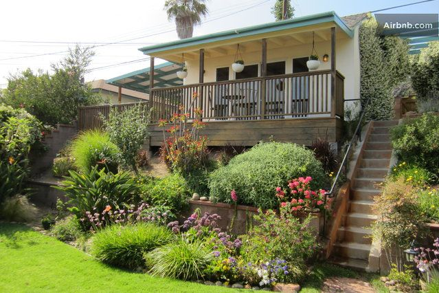 Cozy Studio Guest House Santamonica In Los Angeles From 90 Per Night Cool House Designs Small House Small House Design