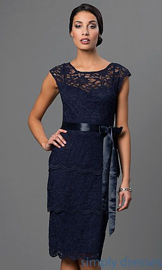 Mid Length Semi Formal Dresses
