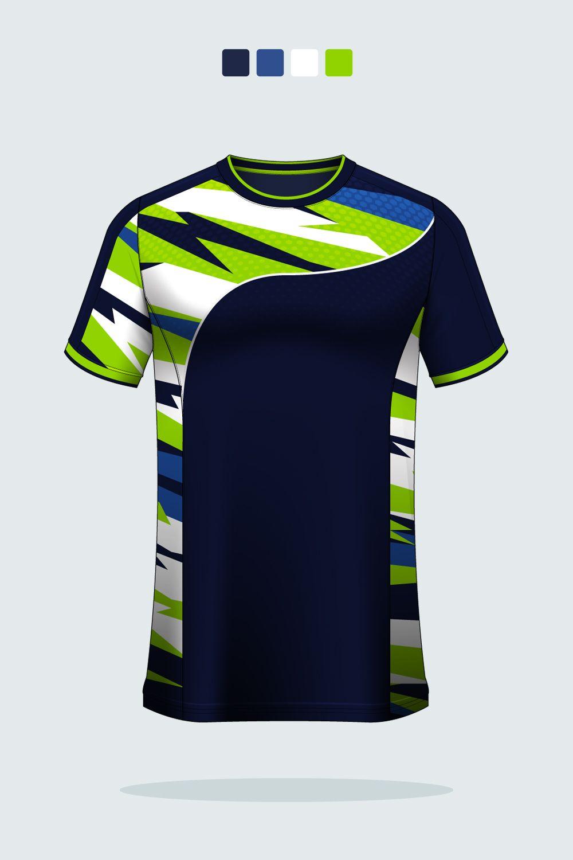 Download Sportswear Mockup Template Design Sport Shirt Design Sports Shirts Shirt Template