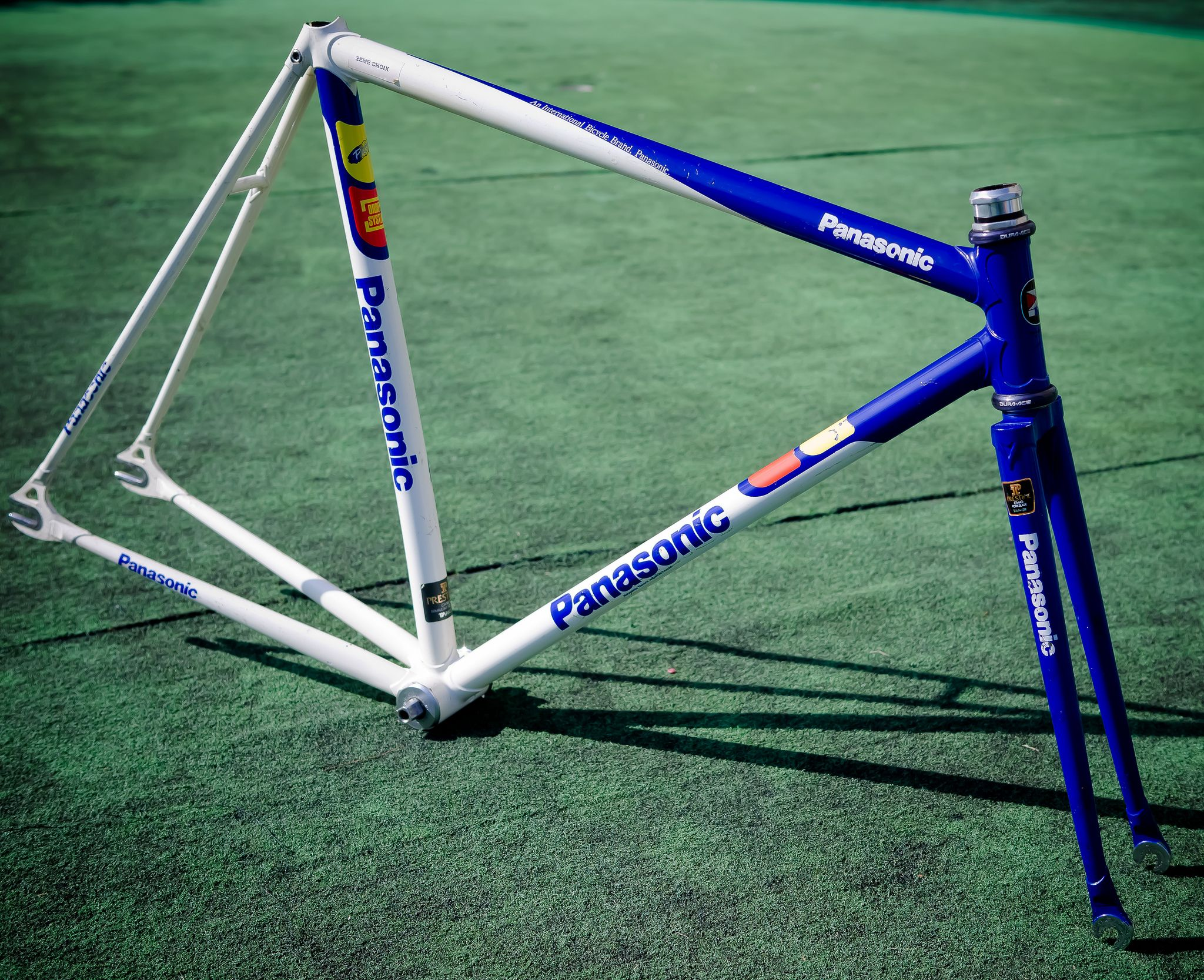 PANASONIC pursuit track njs