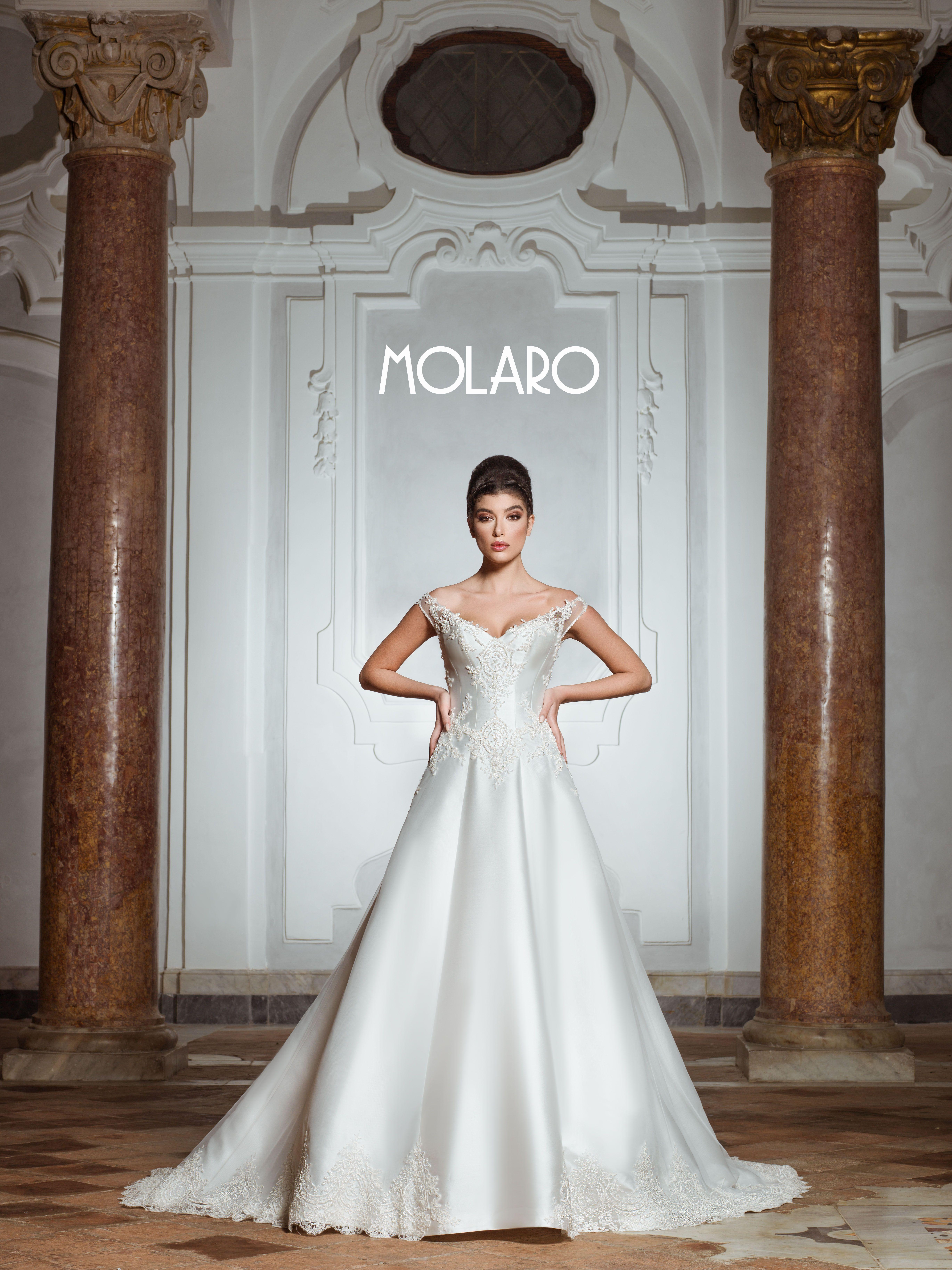 Abito Da Sposa Atelier Gianni Molaro Napoli Roma Weddingdress Abiti Da Sposa 2018 Sposa Abiti Da Sposa