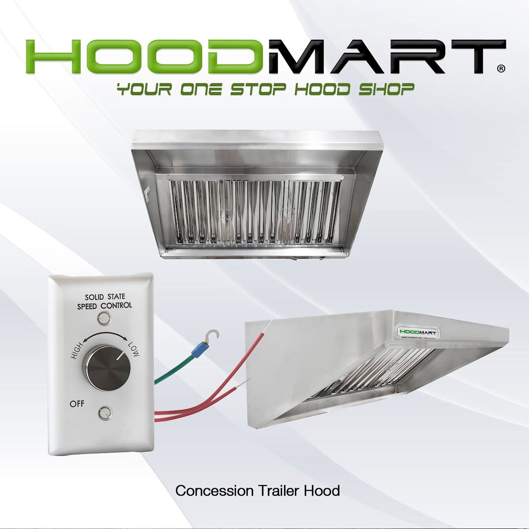 Kitchen Exhaust Systems: HoodMart Is Your One Stop Hood Exhaust Hood Shop For High