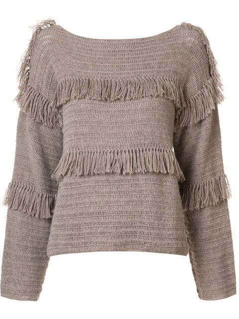 'lordes' Pullover (With images)   Ulla johnson, Pullover ...