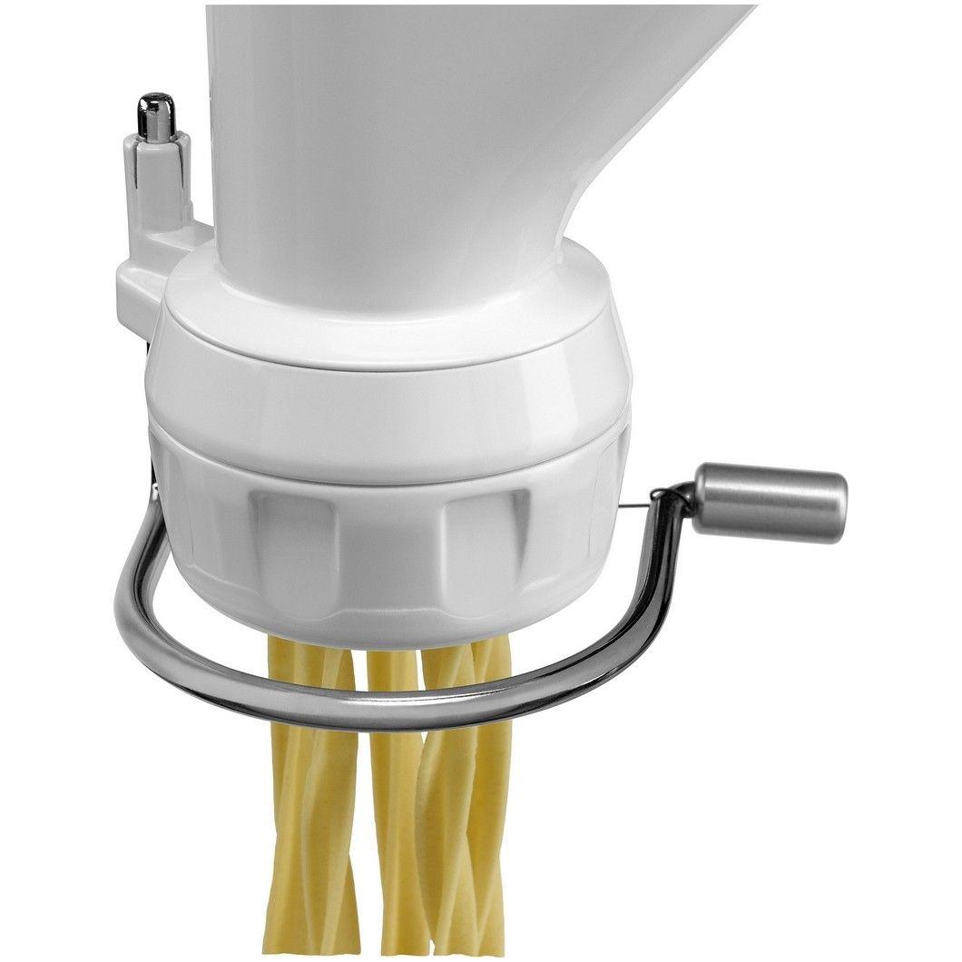 KitchenAid Gourmet Pasta Press Attachment (Bucatini, Rigatoni ...