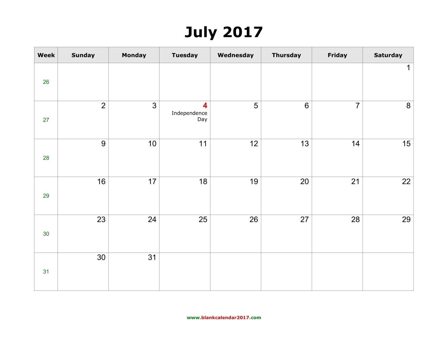 July 2017 Calendarsocialebuzzjuly2017calendar – Remittance Advice Template