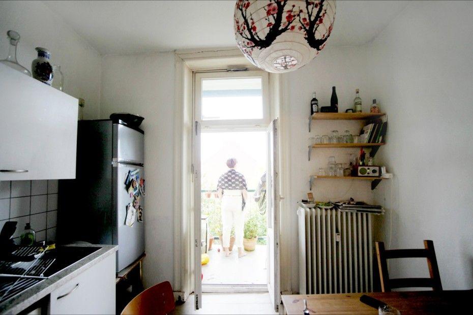 Freunde von Freunden — Dorothee Halbrock — Curator, Apartment, St. Pauli, Hamburg — http://www.freundevonfreunden.com/interviews/dorothee-ha...