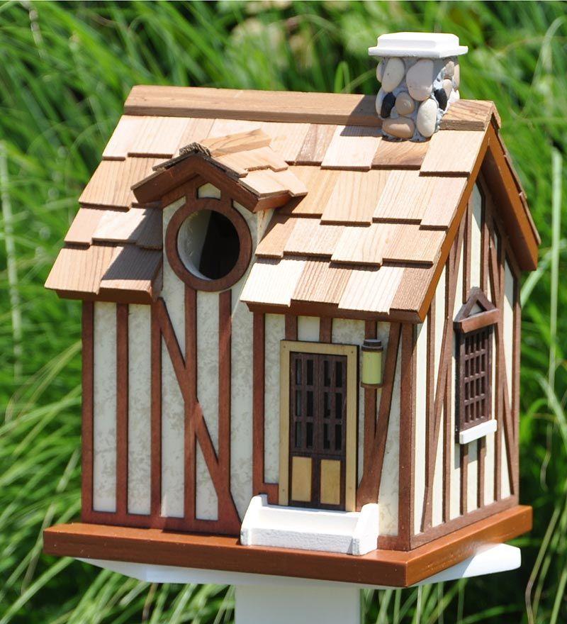 Guest Cottage Birdhouse | For the Birds | Pinterest ...