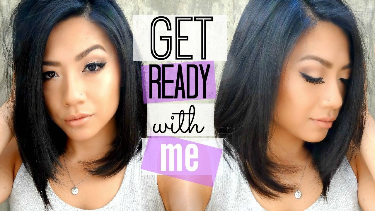 GET READY WITH ME Natural & Glowy Makeup ft IT Cosmetics