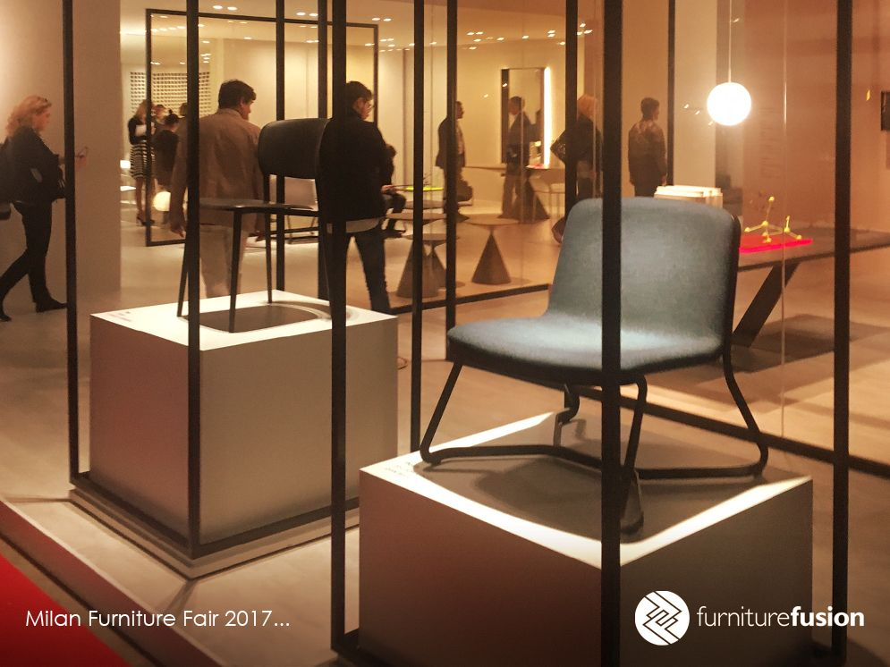 Furniture Fusion At The Salone Del Mobile Milan, Milan Furniture Fair 2017
