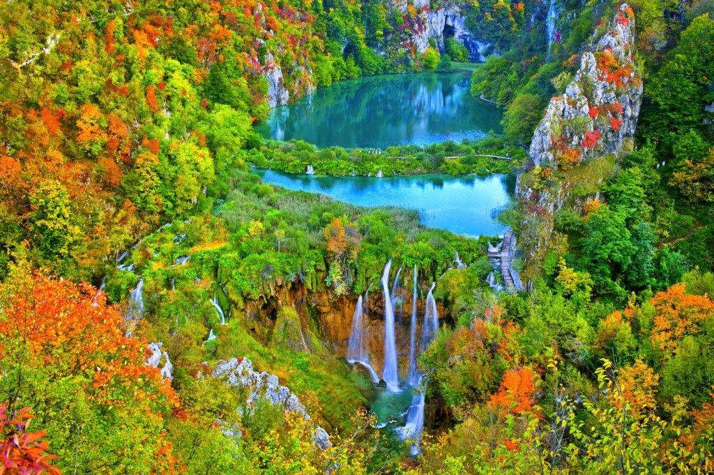 The Plitvice Lakes in Croatia - Part of Maupintour's Other ...
