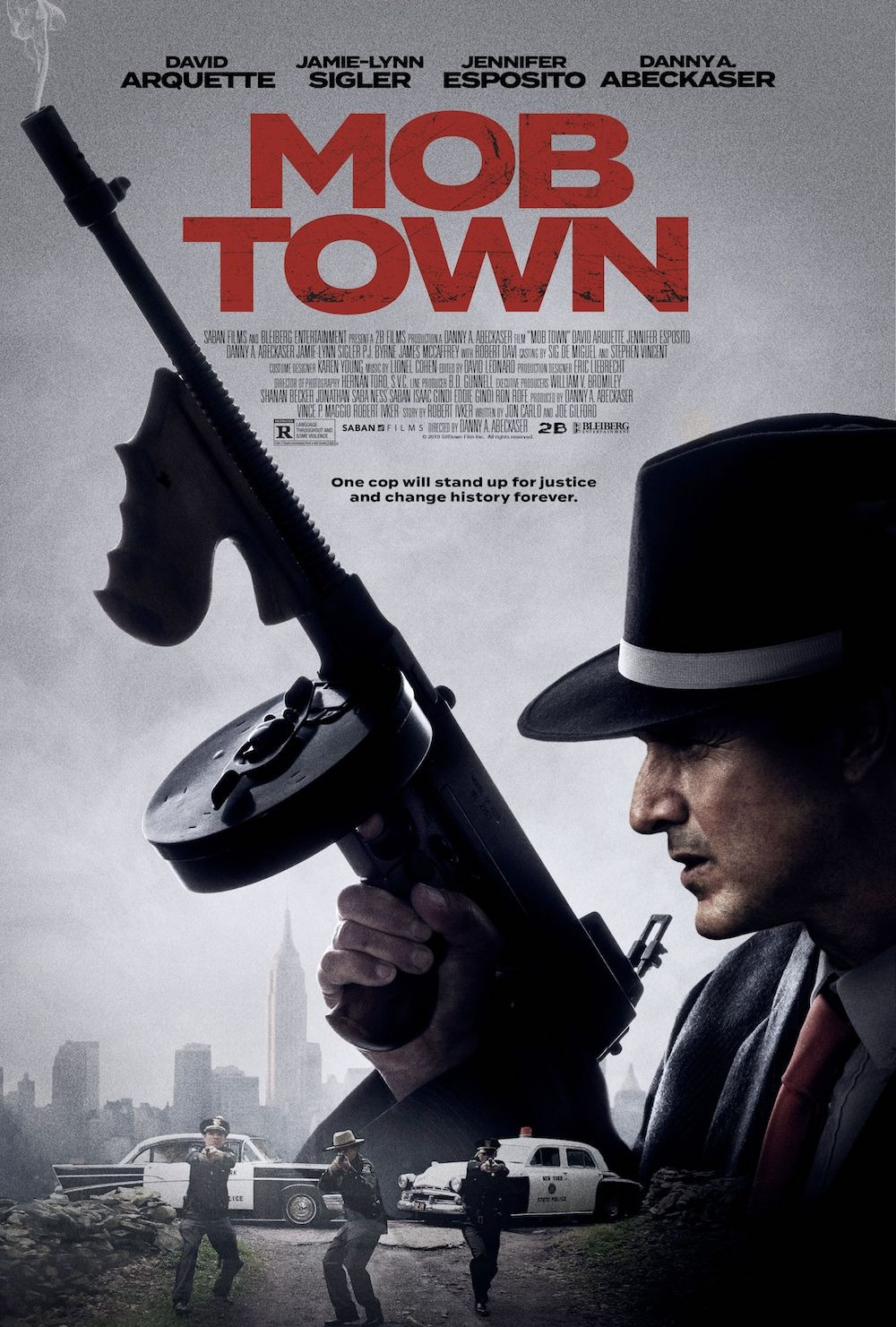 Return to the main poster page for Mob Town Film, Izleme