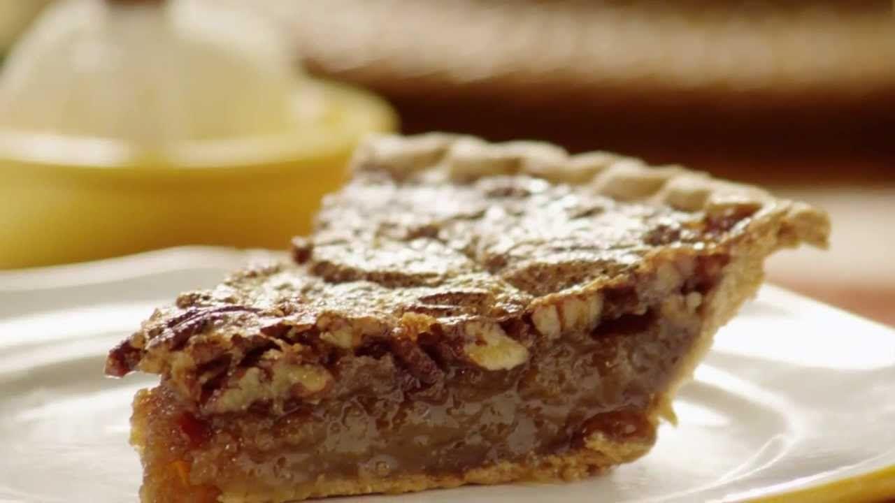 How to make pecan pie pie recipes allrecipes youtube