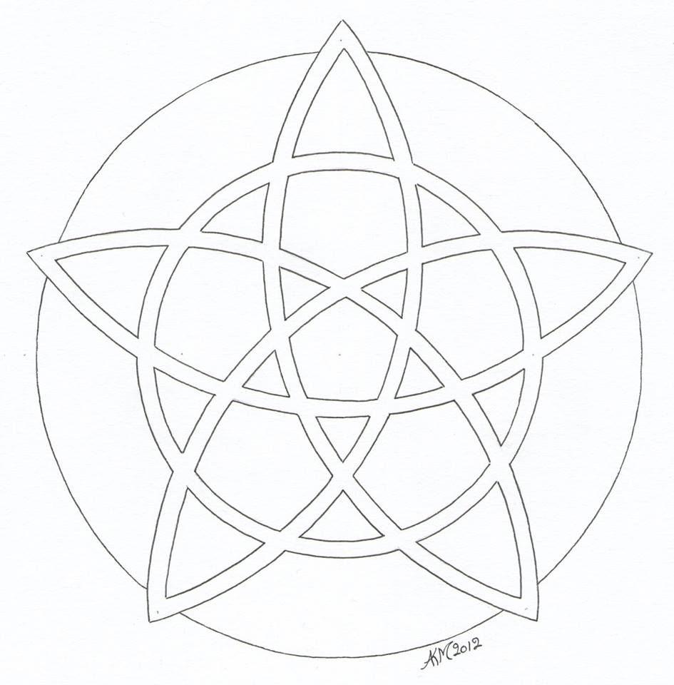 Celtic | Barn quilt patterns, Mandala, Barn quilts