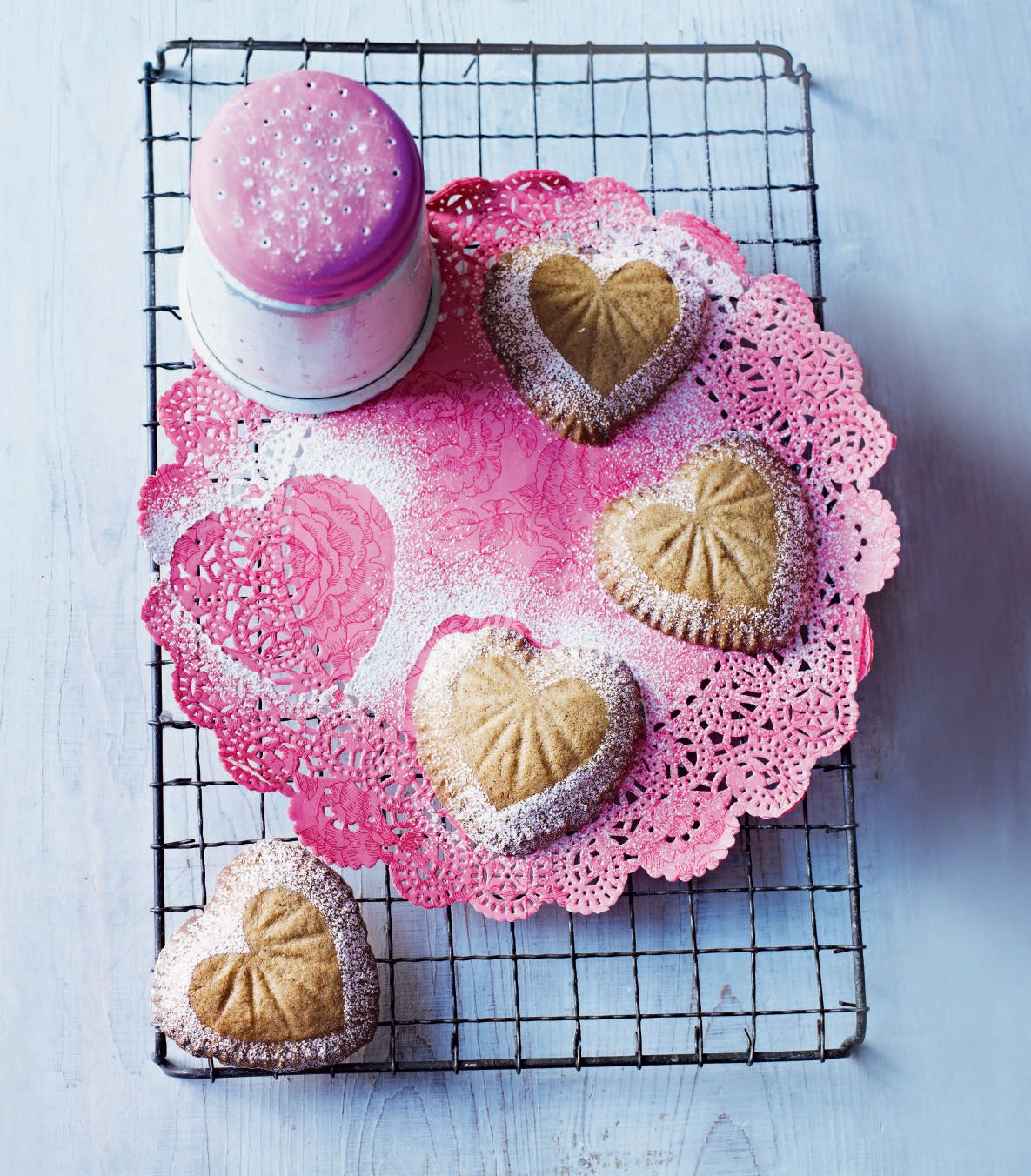 Spiced Ginger Biscuits Recipe Delicious Magazine Recipe Ginger Biscuits Biscuit Recipe Yummy Food