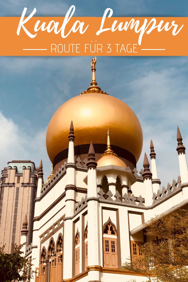 Top-20 Kuala Lumpur Sehenswürdigkeiten: Tipps für 3 Tage in Malaysia ⋆ Child & Compass