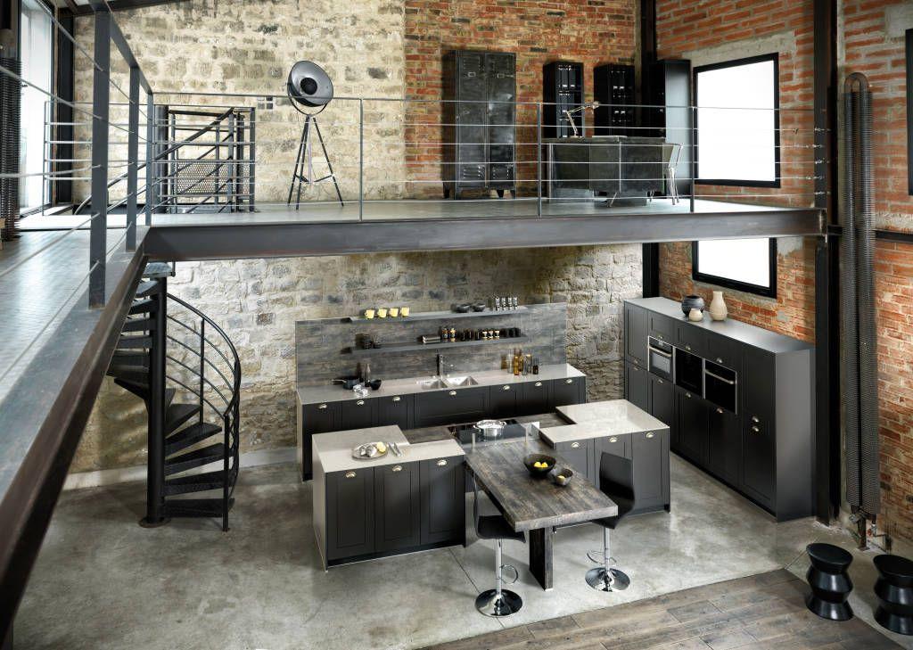 Küchen smidt ~ Industriale küche bilder frame von schmidt küchen schmidt