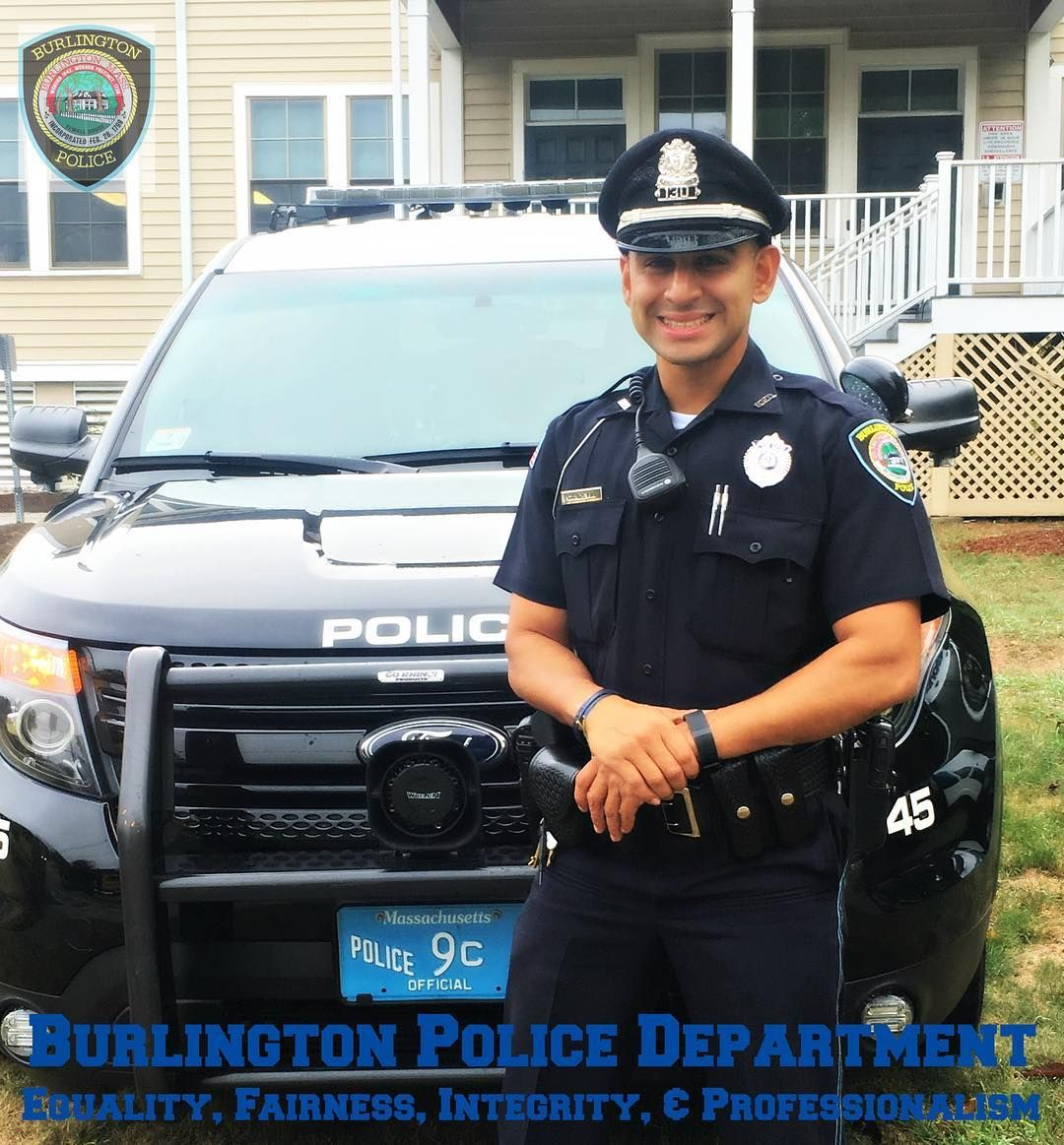 Recruitment The Burlington Massachusetts Police Department Will Be Having A Police Officers Exam On 10 8 Police Department Police Officer Law Enforcement Jobs