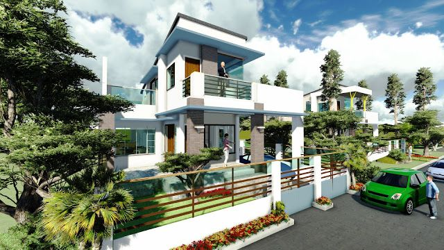 House Designs Philippines Architect Bill House Plans Smart House .