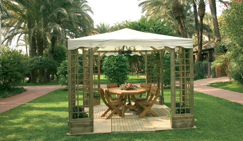 Best 20 pergolas baratas ideas on pinterest ideas para - Pergolas para jardin ...