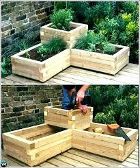 diy waist high raised garden beds - Google Search | Raised ...