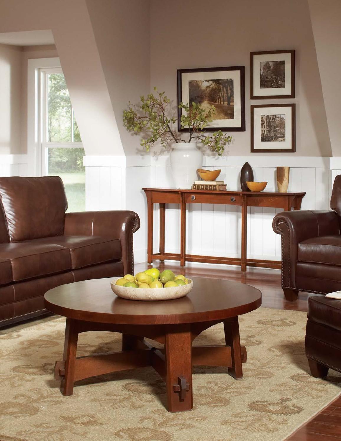 stickley mission oak cherry collection interior design trends rh pinterest com