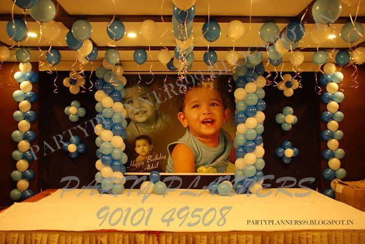 Discover Ideas About 1st Birthday Party Decorations