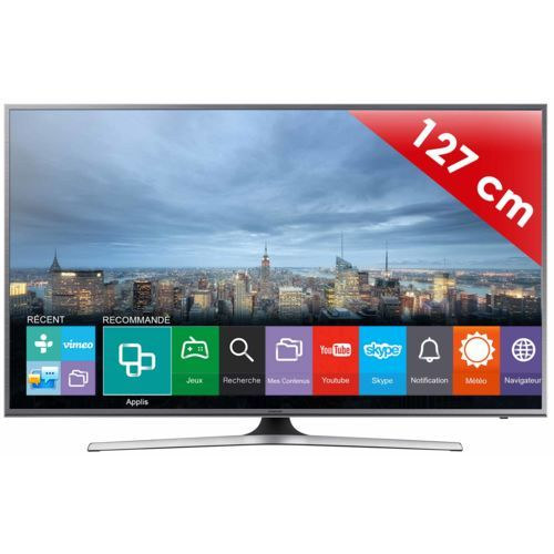 samsung 50ju6800 127cm uhd 4k smart tv carrefour pinterest tv pas cher samsung et mon cheri. Black Bedroom Furniture Sets. Home Design Ideas