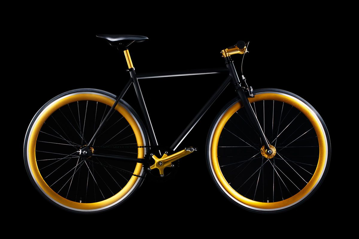 Nikolaus Hartl Germany: Goldencycle PUNCH 2016 bicycle