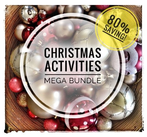 Christmas Activities, Group games and Free activities