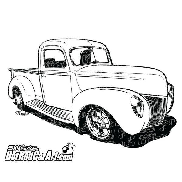 1947 chevrolet classic truck