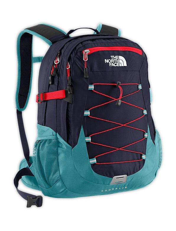 94c252050b9200 Borealis backpack | Here's to the Future | Backpacks, North face ...