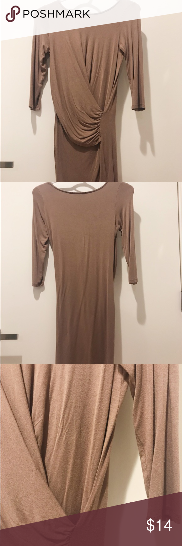 Before Midnight Dress in Nude