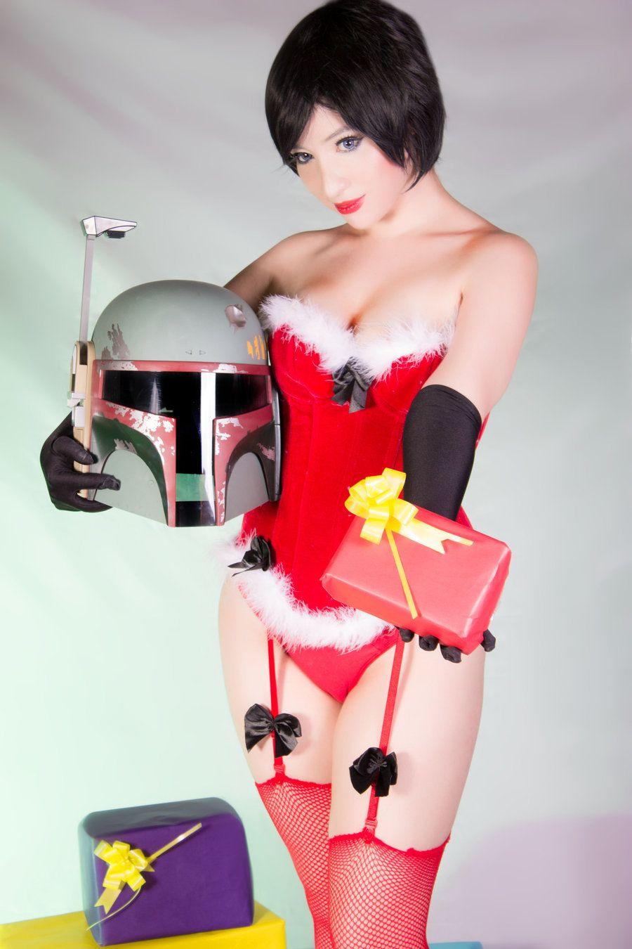 Santa Fett 03 (Boba Fett Christmas Edition 2012) by Kitty-Honey on ...