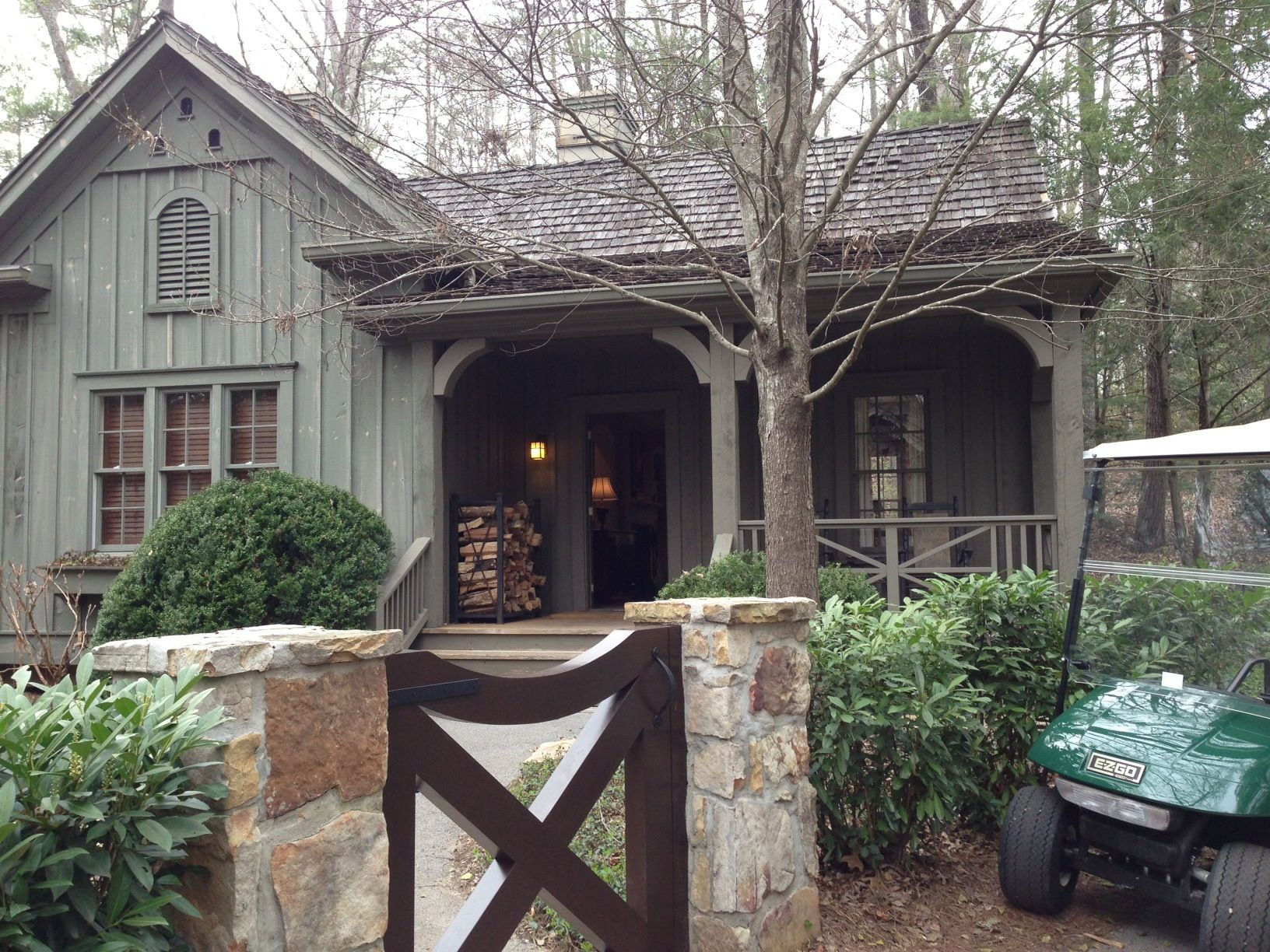 guest cottage ideas for backyard aka where the lawman and i will