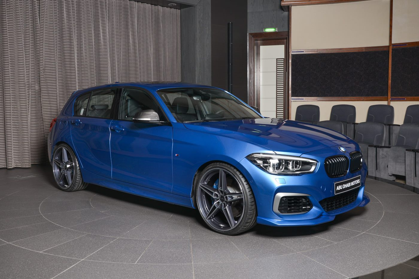 Bmw M140i Gets Serious Upgrades Before Delivery In Abu Dhabi Bmw Bmw Cars Bmw Series