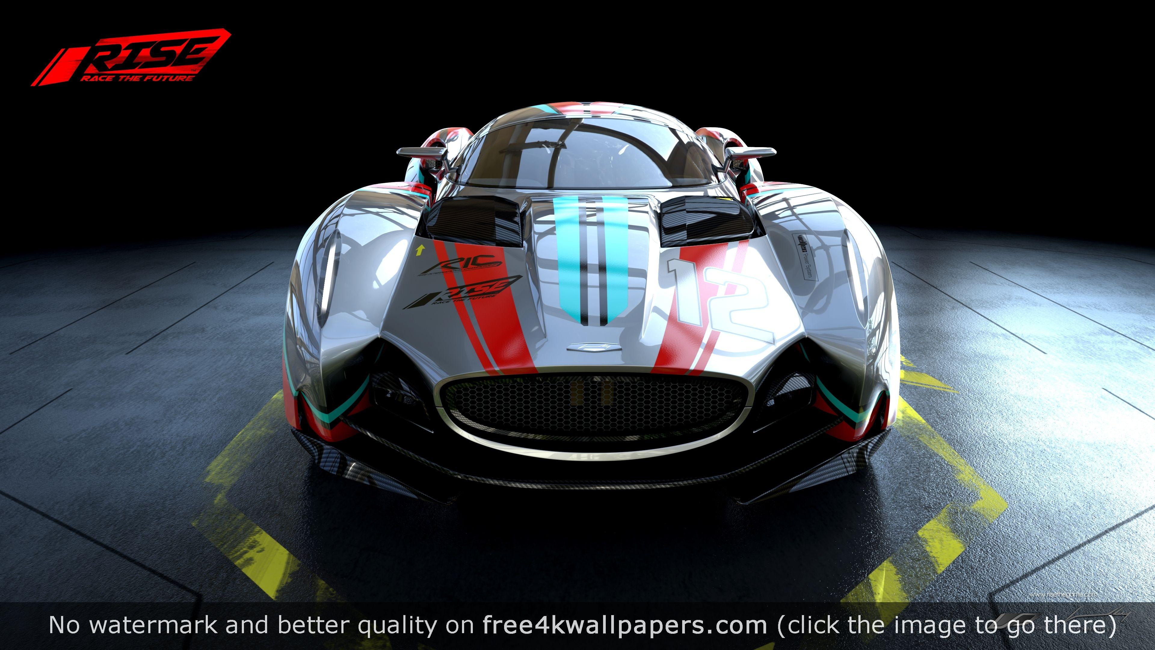 Rise Race The Future Game 4k Wallpaper Racing Future Games Racing Games Lexus rc f gt3 racing 4k wallpaper