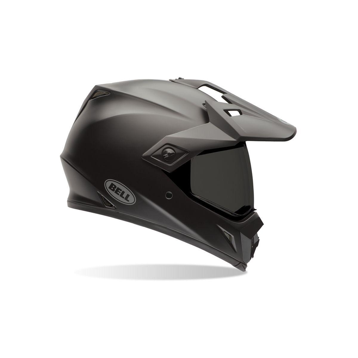 Bell Mx 9 Adventure Mips Helmet Snowmobile Helmets Black