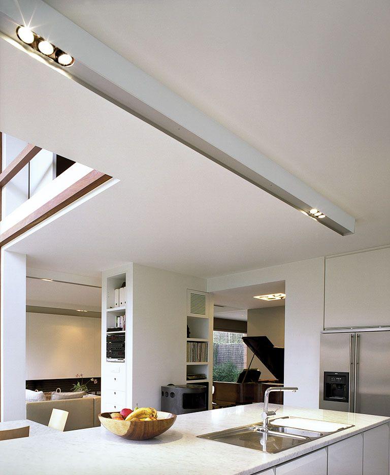 Commercial Kitchen Lighting: SL100: Versatile Light Bar #Supermodular