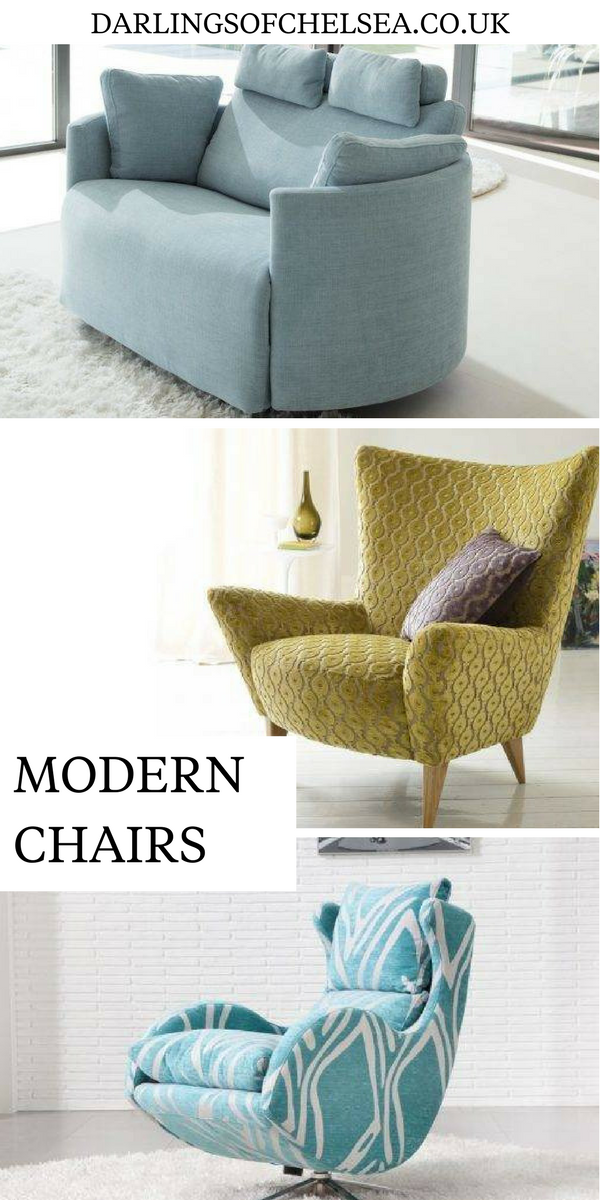 Statement Chairs Are So On Trend And When They Look This Good You Have To Have One In Your Home So Whether Guest Bedroom Decor Statement Chairs Modern Chairs